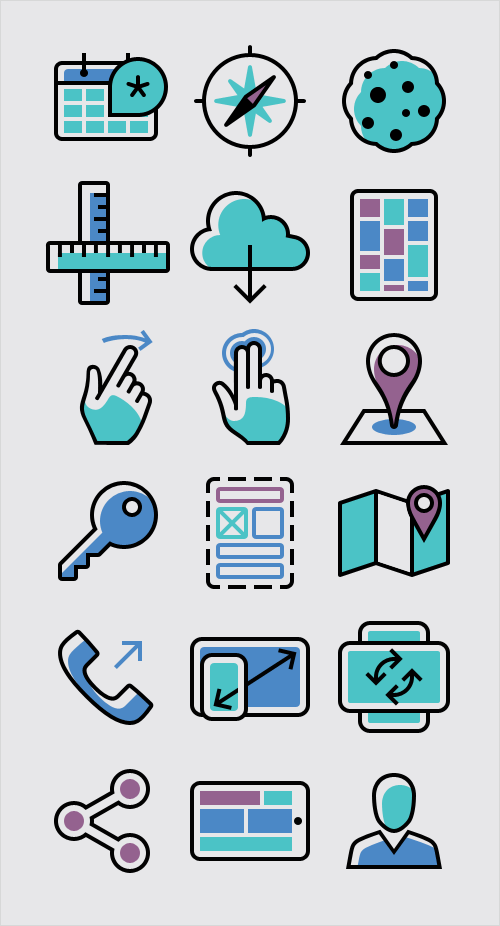 100-responsive-mobil-ikon-set-5