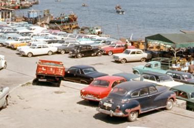 1971 Yılının İstanbul fotoğrafları