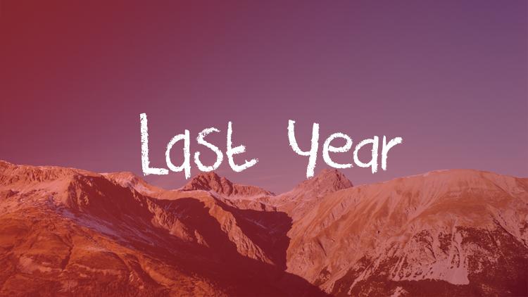 2015 Benim İçin Nasıl Geçti?