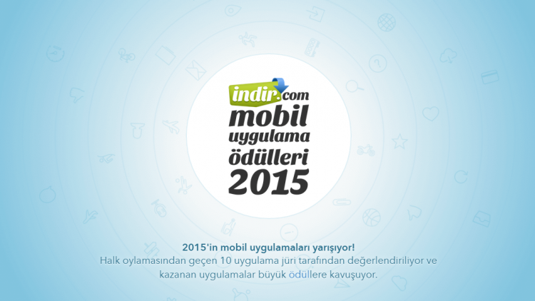 İndir.com 2015 Mobil Uygulama Yarışması Başladı!
