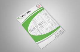 Ender Spor 2014-2015 Aksesuar Katalog Tasarımı