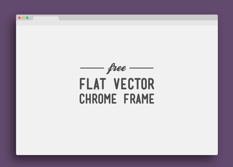 flat-chrome-tarayici-tasarimi