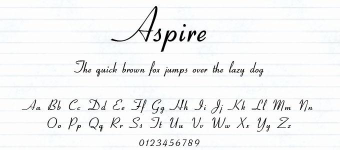 free-ucretsiz-aspire-el-yazisi-fontu