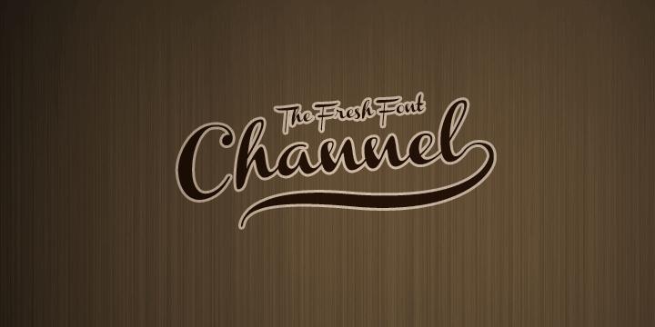 free-ucretsiz-channel-el-yazisi-fontu