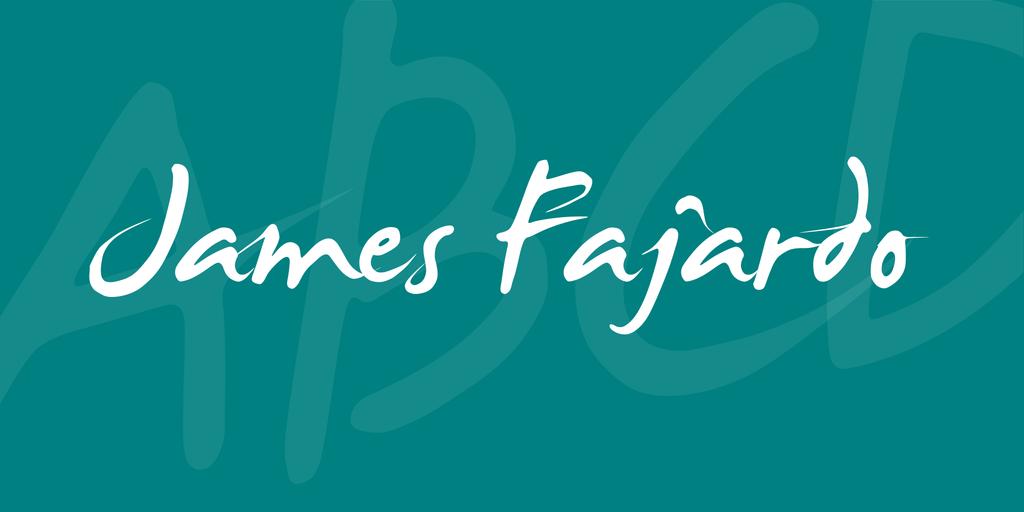free-ucretsiz-james-fajardo-el-yazisi-fontu
