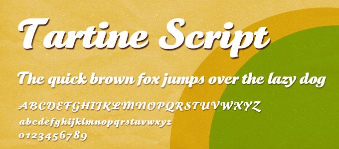 free-ucretsiz-tartine-script-el-yazisi-fontu
