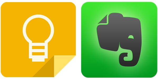 google-keep-evernote-logo