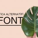 Helvetica Alternatifi 6 Modern Font
