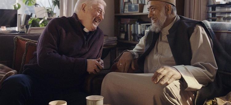 Müslüman ve Hristiyanın Dostluğunu Konu Alan, Anlam Dolu Amazon Reklamı