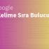 Ücretsiz Google Anahtar Kelime Sıra Bulucu