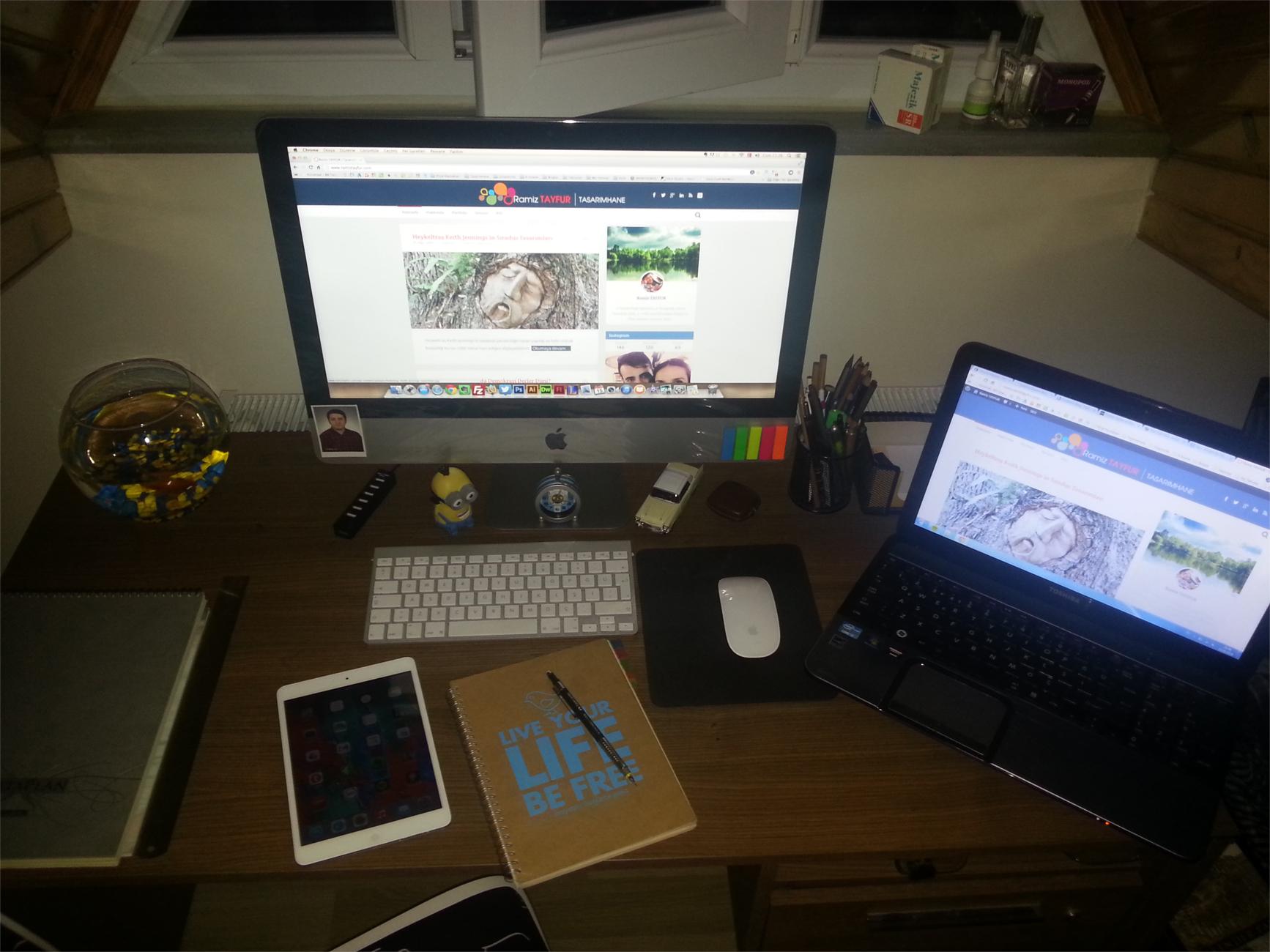Çalışma-masam