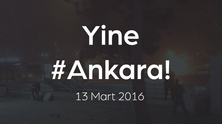 13 Mart Ankara Kızılay Saldırısı