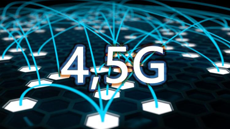 Hoşgeldin 4.5G!