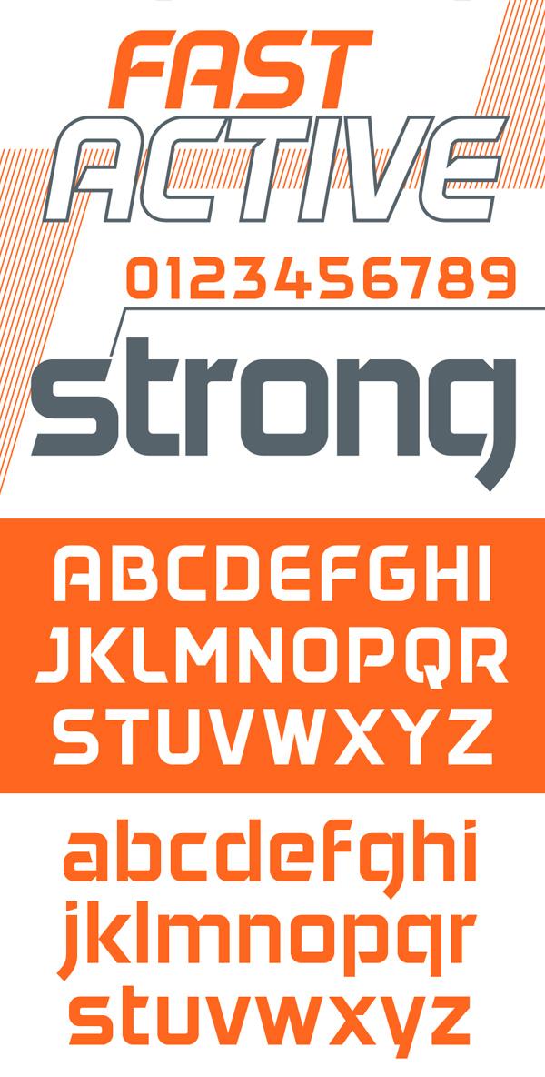 Daggersquare-font