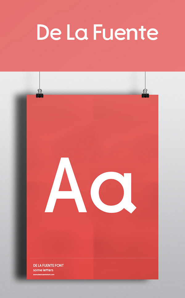 DeLaFuente-ucretsiz-font