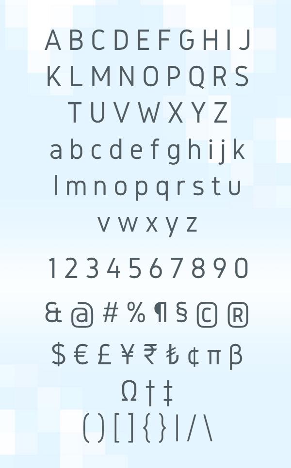 Gidole-font