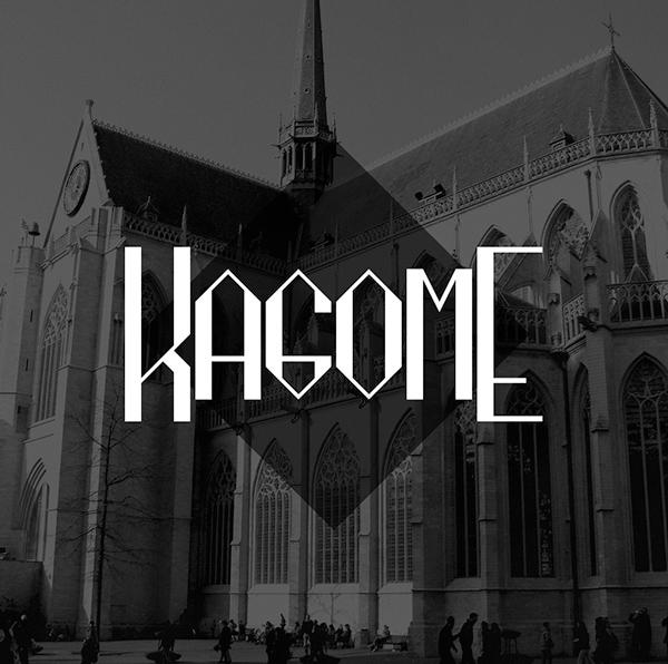 Kagome+free+font
