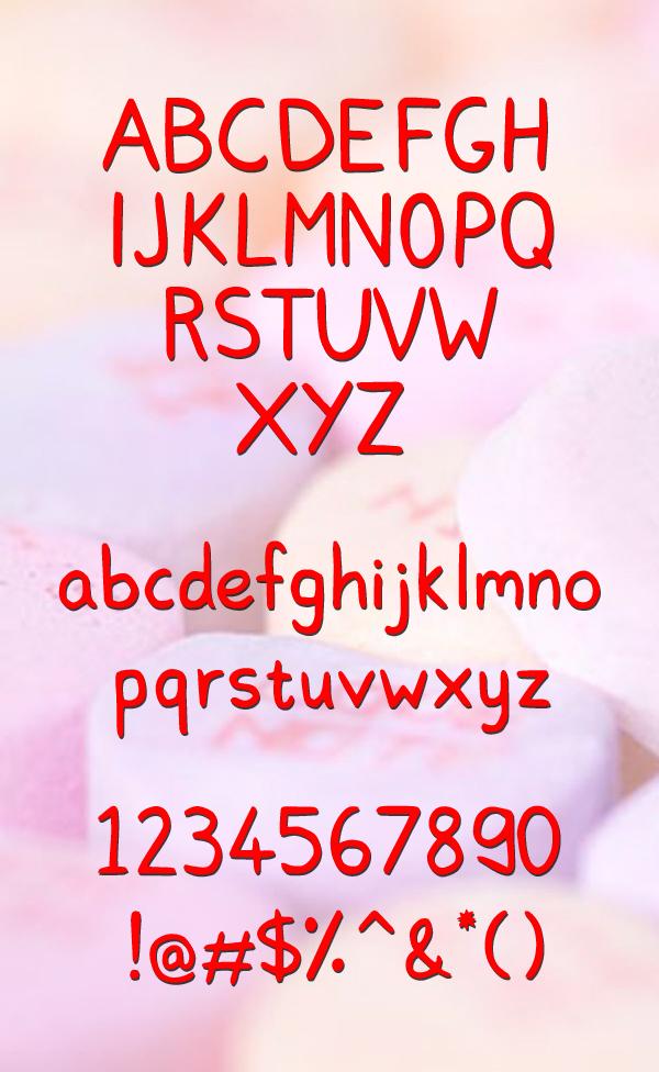 Lovinn-font