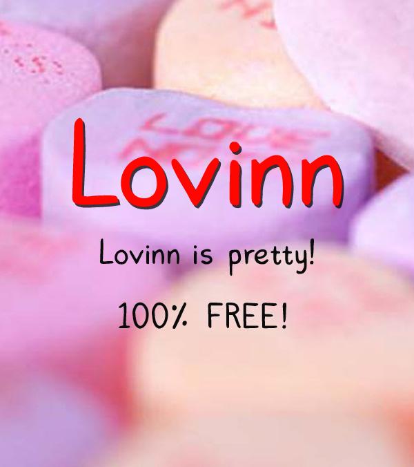Lovinn-ucretsiz-font