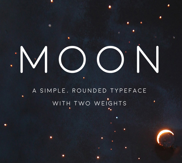Moon-ucretsiz-font