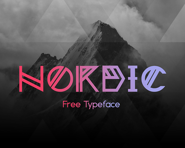 Nordic-ucretsiz-font