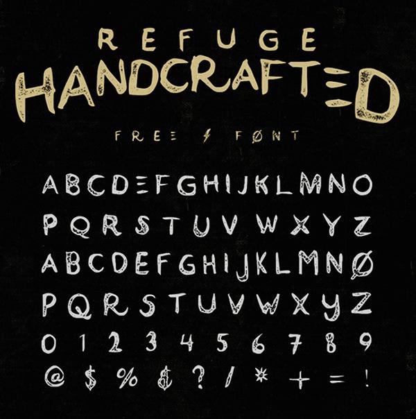 Refuge-font