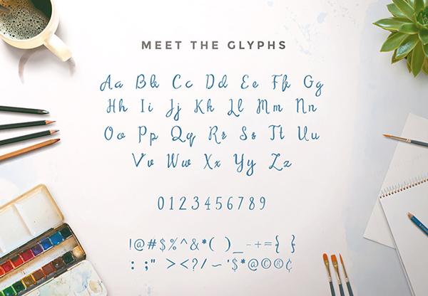 Serendipity-Script-font