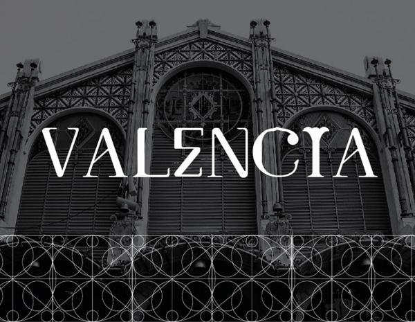 Valencia-ucretsiz-font