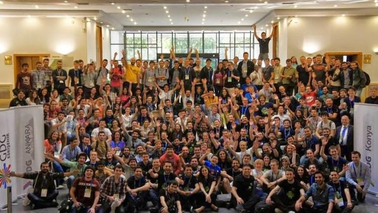 2015 Yılı Android Geliştirici Günleri ODTÜ KKM'de!