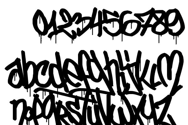 eL&FoNt rBAN CalligRAPhy Font
