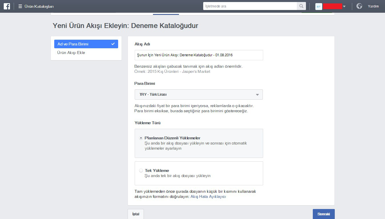 facebook-urun-akisi-eklemek