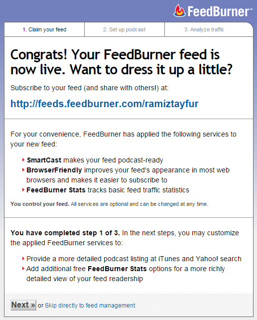 feedburner-kurulumu-4