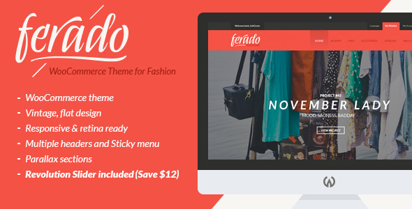 ferado-wordpress-theme