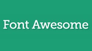 Font Awesome Photoshop'ta Nasıl Kullanılır