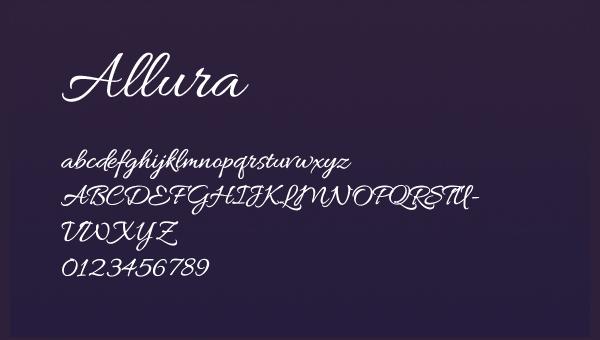 free-ucretsiz-allura-el-yazisi-fontu