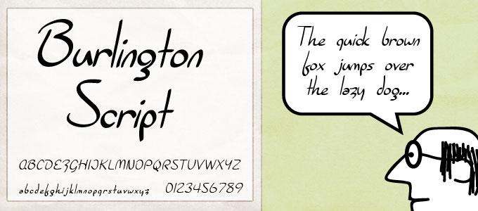 free-ucretsiz-burlington-script-el-yazisi-fontu