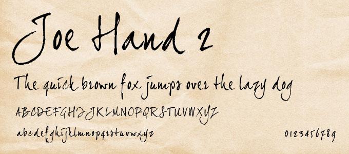 free-ucretsiz-joe-hand-2-el-yazisi-fontu
