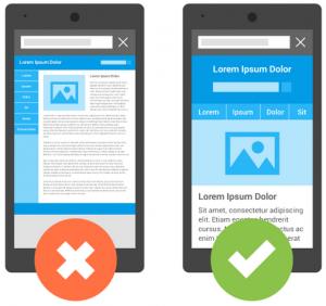Google Mobil Uyumluluk Testi