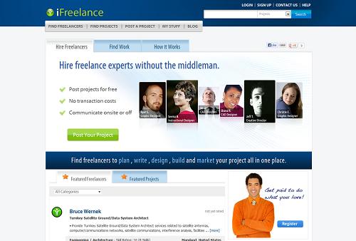 iFreelance-web