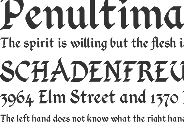 Kingthings Calligraphica Font