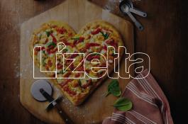 Lizetta Logo Çalışması