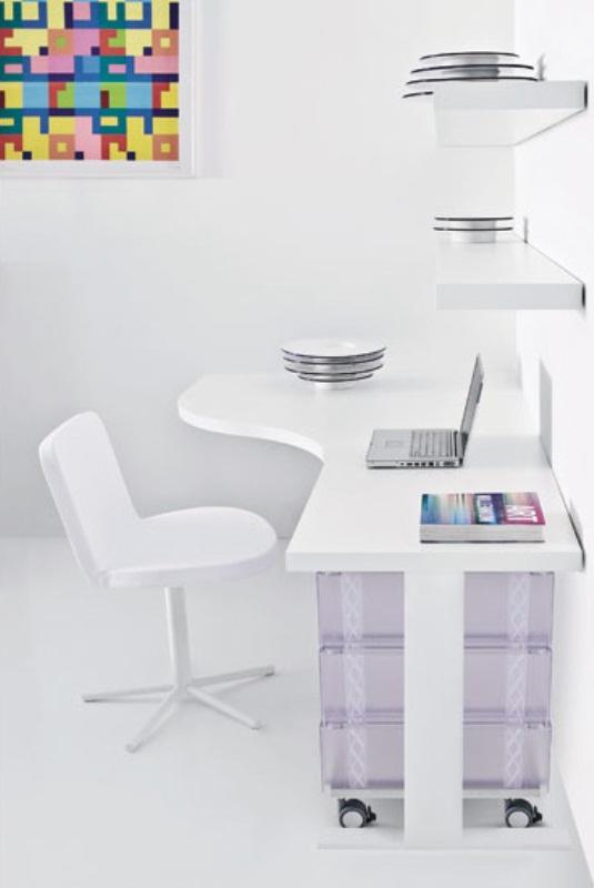 minimalist-lüks-ofis