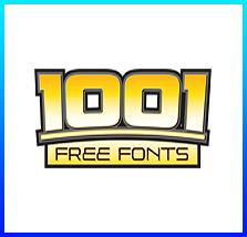 Ramiz Tayfur 1001 Free Fonts