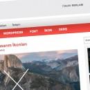 Rmz V1 Ücretsiz WordPress Teması [PSD]
