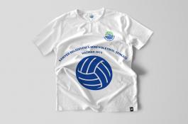 Sarıyer Belediyesi Voleybol Şenliği T-Shirt Tasarımı