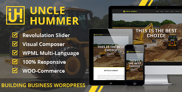 uncle-hummer-wordpress-theme